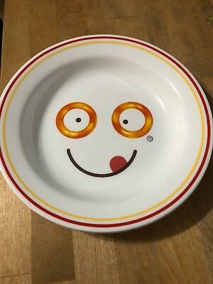 Corelle 25th birthday SpaghettiOs plates