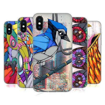 OFFICIAL RIC STULTZ BIRDS GEL CASE FOR APPLE iPHONE PHONES