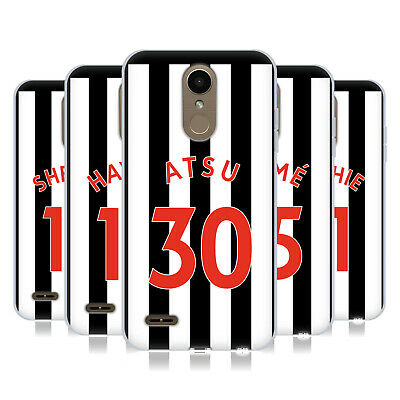 Newcastle United Fc Nufc 2017/18 Players Home Kit 2 Gel Case For Lg Phones 1