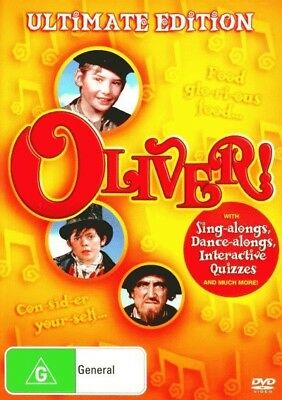 Oliver! (Ultimate Edition) = NEW DVD R4
