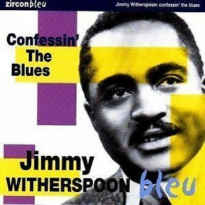 Jimmy Witherspoon Confessin' The Blues CD NEW SEALED