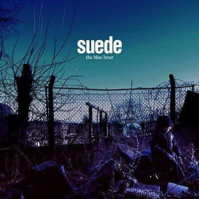 SUEDE-The Blue Hour CD NEW
