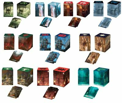 Ultra Pro Deckbox 100+ Guilds of Ravnica - Deck Box für MtG Magic Karten Decks