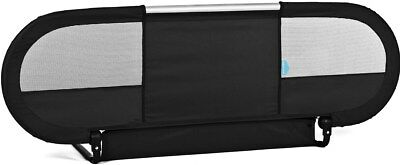 BabyHome Side Bed Safety Rail, Black BH002