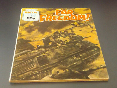 BATTLE PICTURE LIBRARY NO 1451,dated 1981!,V GOOD FOR AGE,VERY RARE,37 yrs old.