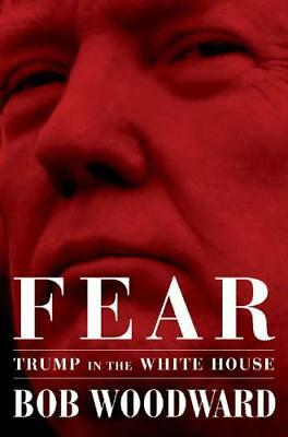 Fear Trump in the White House by Bob Woodward Eb00k New 2018