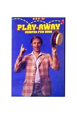 Play-away Annual 1982 Hardback Book The Cheap Fast Free Post