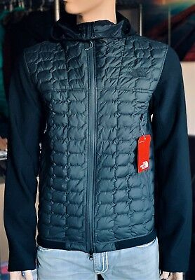 4aba4bec6 THE NORTH FACE Momentum Thermoball Hybrid Jacket - Black - Men's ...