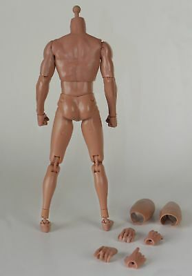 """Custom 1/6 Scale Male Action Figure Plastic Body Model Toys 12"""" Doll Collections"""