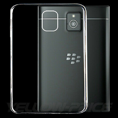 For BlackBerry Passport Q30 IMAK Crystal II Clear PC Hard Protective Cover Case