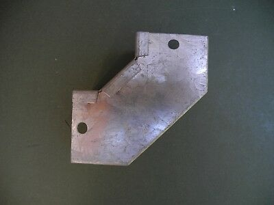 Barton 50mm x 50mm Electrical Steel Trunking Internal Angle 45° Cover