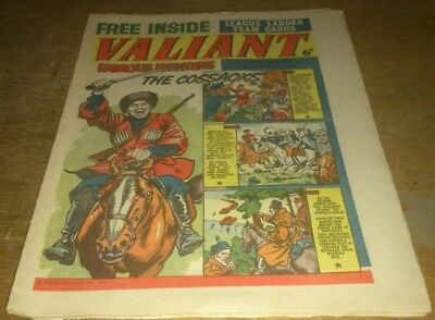 Valiant Comic No 3, 20/10/62,