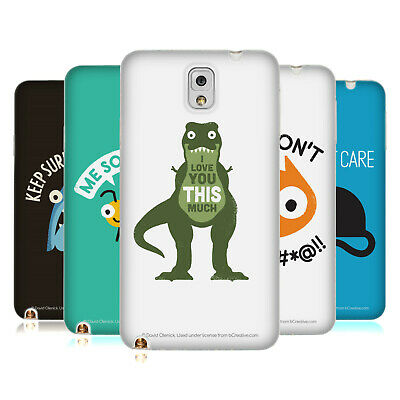 Official David Olenick Animals Gel Case For Samsung Phones 2