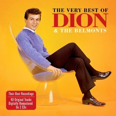 Dion and The Belmonts-The Very Best Of CD NEW
