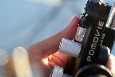 Ikan PDMovie - Wired Follow Focus and Handgrip - Perfect for Solo Operators