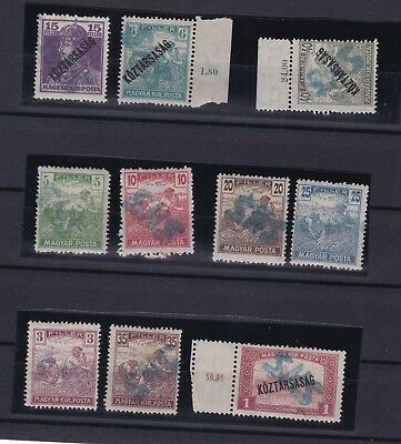 SLOVENIA, BELTINCI local issue ,nice lot,MNH see scan for quality