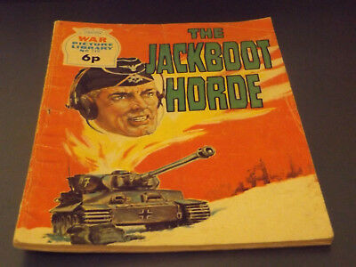 WAR PICTURE LIBRARY NO 716 !,dated 1971 !,GOOD for age,great 47 ! YEAR OLD issue