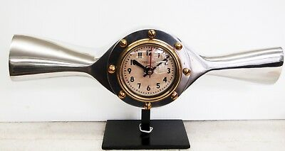 Pendulux Spinner Table Clock  Tcspial