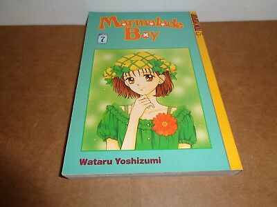 Marmalade Boy vol. 7 by Wataru Yoshizumi Manga Book in English