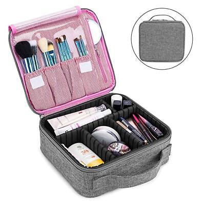 Makeup Bag Large Capacity Multi-storey Professional Cosmetic Bag Cosmetic Case