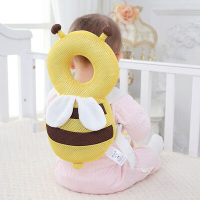 Soft Baby Walking Head Protector Pad Toddler Headreast Pillow Cushion Walker AU