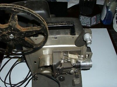 Vintage Bell and Howell Autoload 8MM Super 8 Model 356A Movie Projector