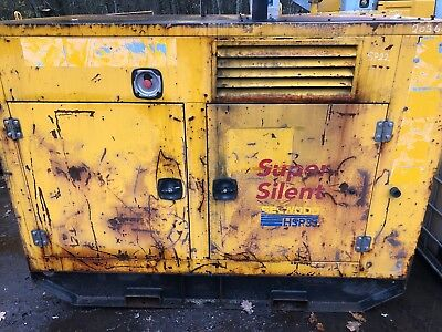 Selwood Hsp35 Super Silent Hydraulic Power Pack (sp22)
