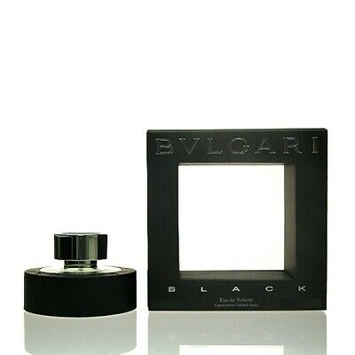 Bvlgari Bulgari Black Eau de Toilette 75 ml EDT NEU OVP