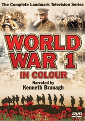 World War 1 In Colour - Complete TV Series [DVD], 5030697007094
