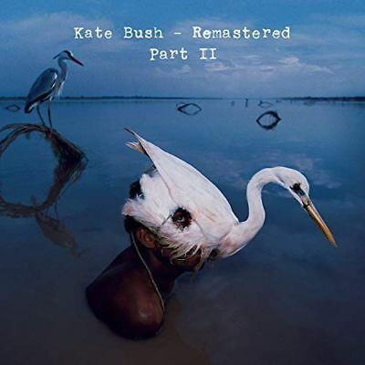 KATE BUSH REMASTERED PART II CD ALBUM BOX SET (Released November 30th 2018)