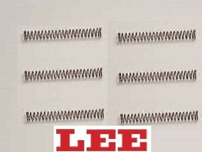 Lee Precision Primer Pin Spring Replacement for Load-Master Pack of 6 NEW!