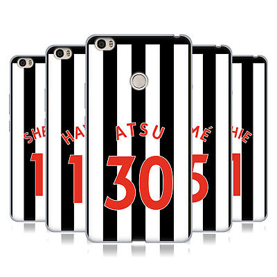 Newcastle United Fc Nufc 2017/18 Players Home Kit 2 Gel Case For Xiaomi Phones 2