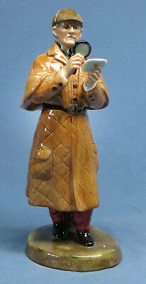 "Vintage Royal Doulton ""THE DETECTIVE"" Figurine No. HN 2359 ©1976 - Mint"