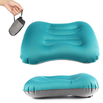 Mini Ultralight Inflatable Air Pillow Travel Hiking Bed Cushion