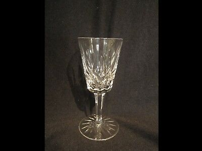 Waterford - LISMORE - Sherry Glass