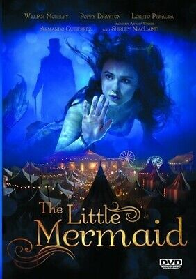 Little Mermaid DVD 853342008391