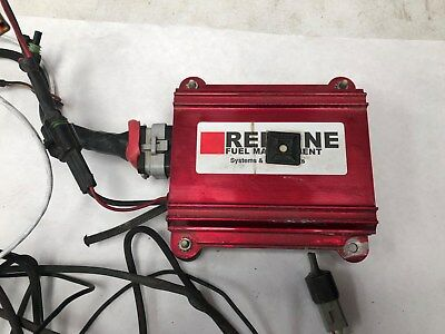 Red Line Fuel Managment ECU 4cyl. MSD coil , with harness