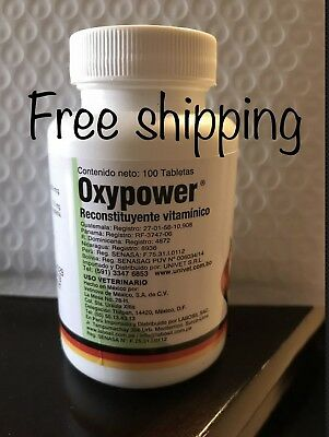 OXYPOWER 100 Tablets