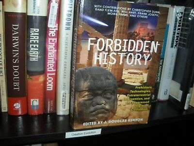 """""""Forbidden History"""" Archaeology Deluge antediluvian  Watchtower Research"""