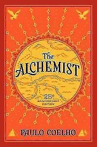 The Alchemist by Paulo Coelho 25th Anniversary Edition PDF/EB00K Version!