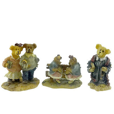 Boyds Bears Resin CHAPEL IN THE WOODS ACCESSORY Bearly-Built Villages 195031 RFB