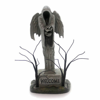 Department 56 Accessory ANGEL OF DEATH Polyresin Halloween Welcome 4054256