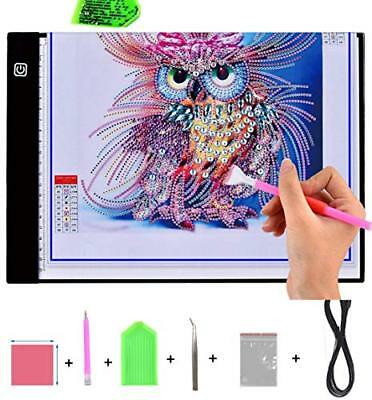 Diamond Painting A4 LED Light Pad Board Tablet Ultrathin Dimmable Apply