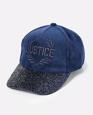 7d090f8d7 JUSTICE GIRL S GYMNAST Tie Dye Glitter Baseball Cap New with Tags ...