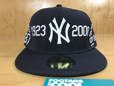 968a36dd5cf New Era Mlb New York Yankees Inaugural Spike Lee 2.0 59Fifty Hat Navy 7 1