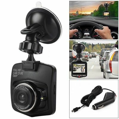 Dash Cam 2.4'' 1080P Full HD Car DVR Video Recorder Night Vision G Sensor USA