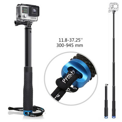 "36"" Monopod Handheld Extendable Selfie Stick for GoPro HERO 6 5 4 3+ Session"
