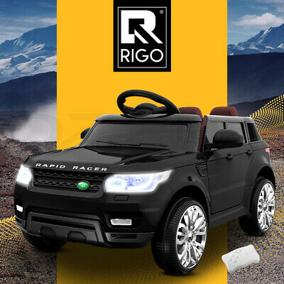 Rigo Kids Ride On Car 12V Electric Toys Battery w/ Remote Control MP3 LED Cars