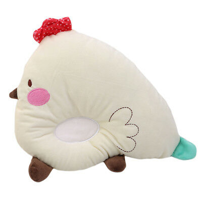 Baby Pillow Head Support Cotton Cushion Pad Prevent Flat Head Anti Roll Z