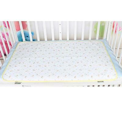 Breathable Baby Infant Urine Mat Soft Diaper Nappy Changing Pad Cover Z